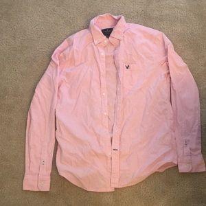 AE button shirt